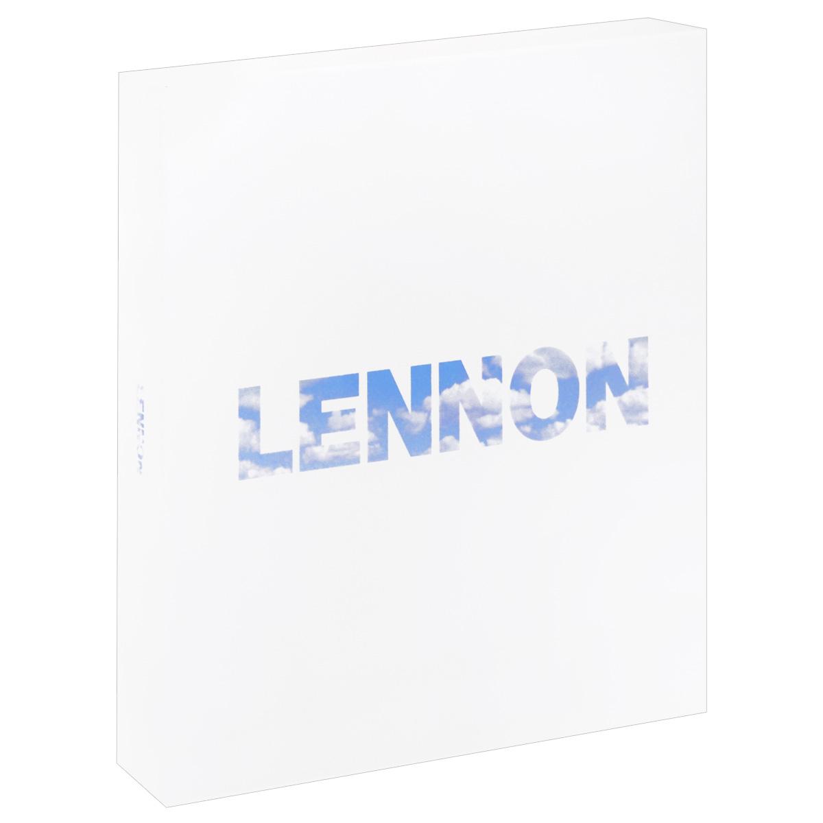 цена Джон Леннон John Lennon. Lennon (9 LP) онлайн в 2017 году