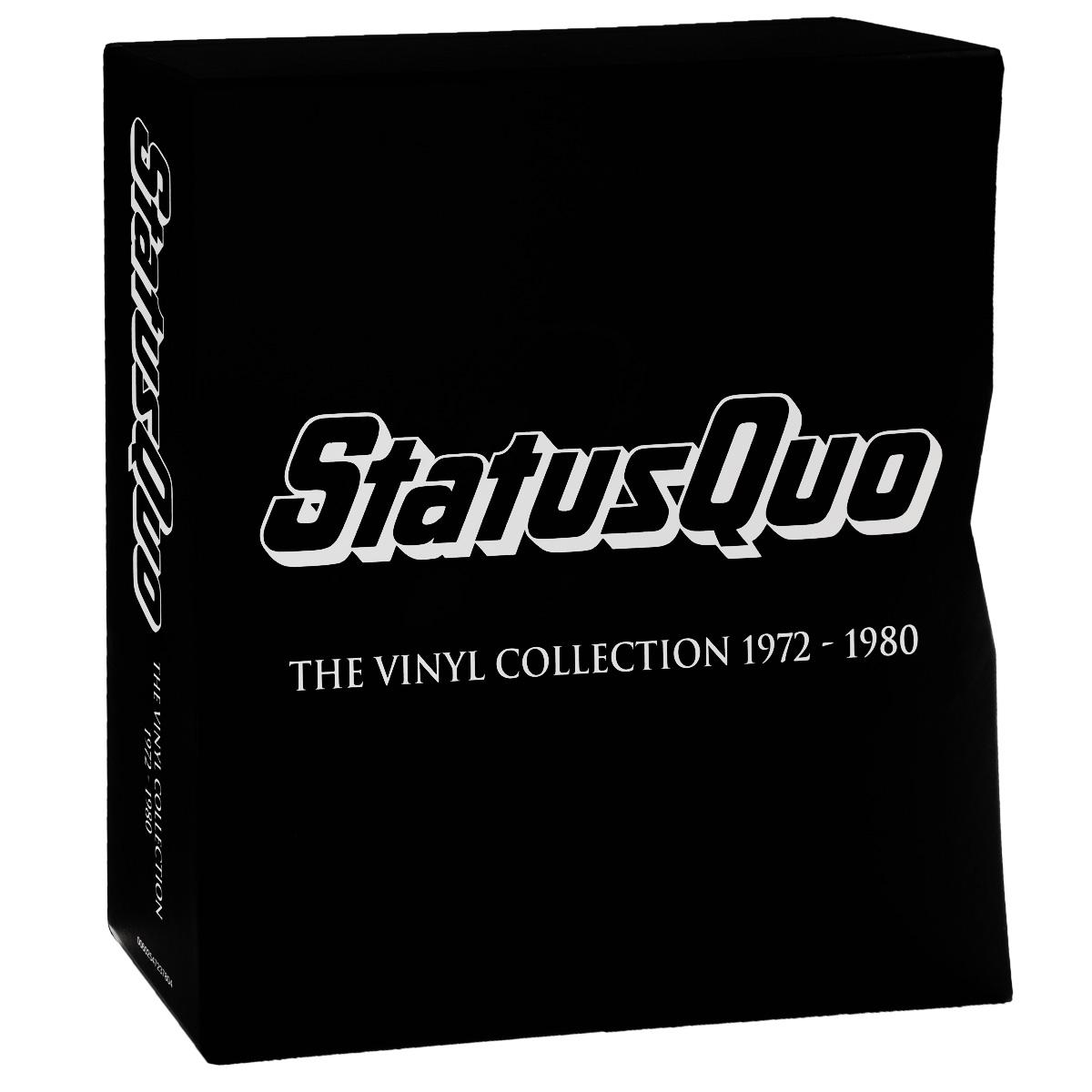 Status Quo Quo. The Vinyl Collection 1972-1980 (11 LP)