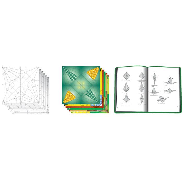 RanokНабор для творчества Планета оригами Насекомые Ranok