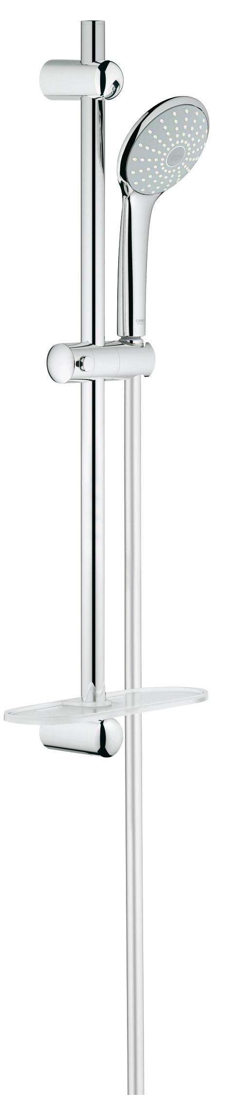 Душевой комплект GROHE Euphoria, штанга 600мм. (27266001) цена