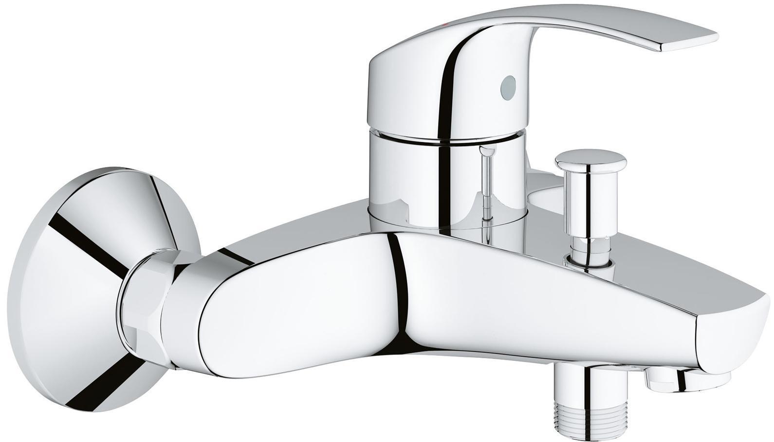 Смеситель для ванны GROHE Eurosmart New, хром