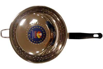 """Дуршлаг Bekker """"BK-827"""", диаметр 22 см"""