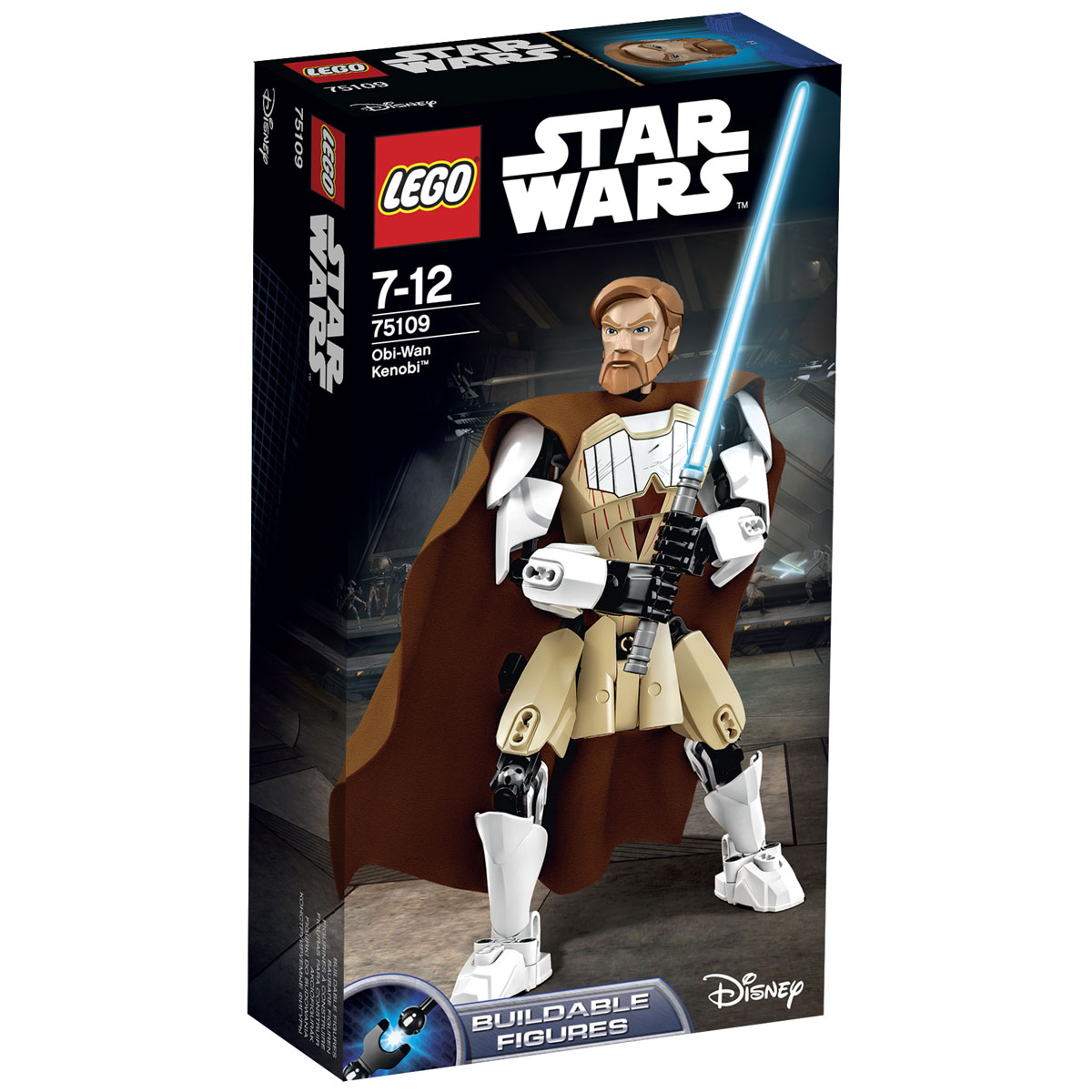 LEGO Star Wars 75109 Оби Ван Кеноби Конструктор