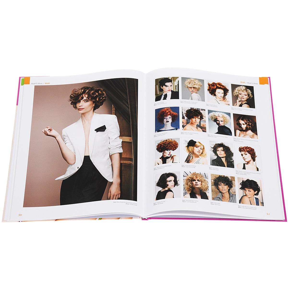 Hair's How. 1000причесок. Книга 3 (+ приложение) Вы держите в руках