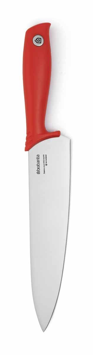 Нож поварской Brabantia