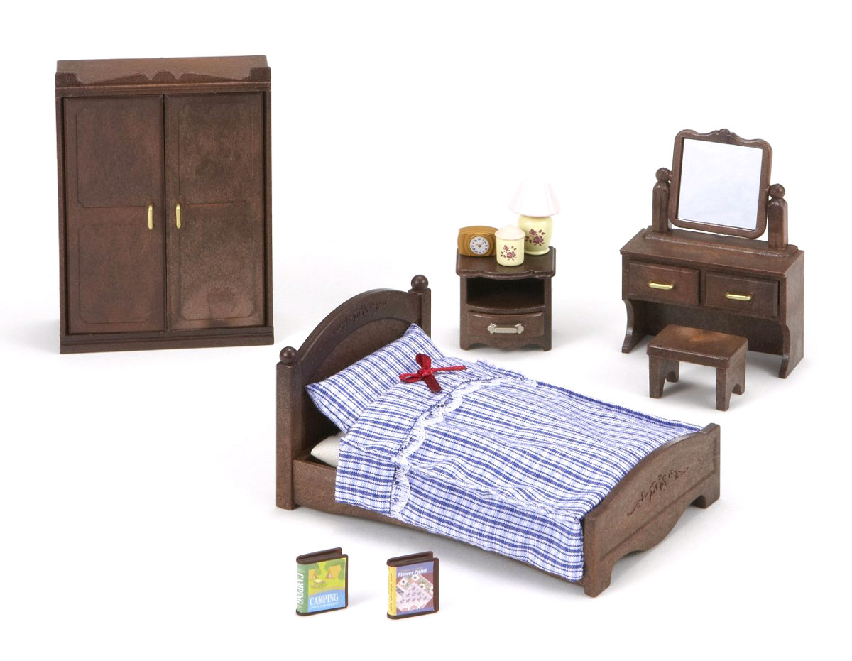 Sylvanian Families Игровой набор Спальня 2958