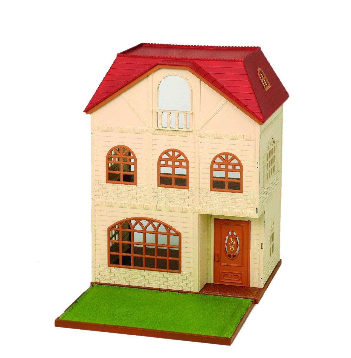 Sylvanian Families Игровой набор Трехэтажный дом