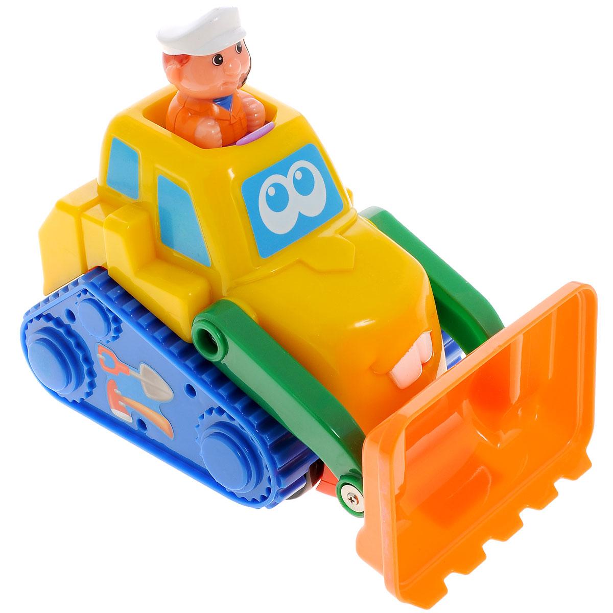 Kiddieland Развивающая игрушка Бульдозер