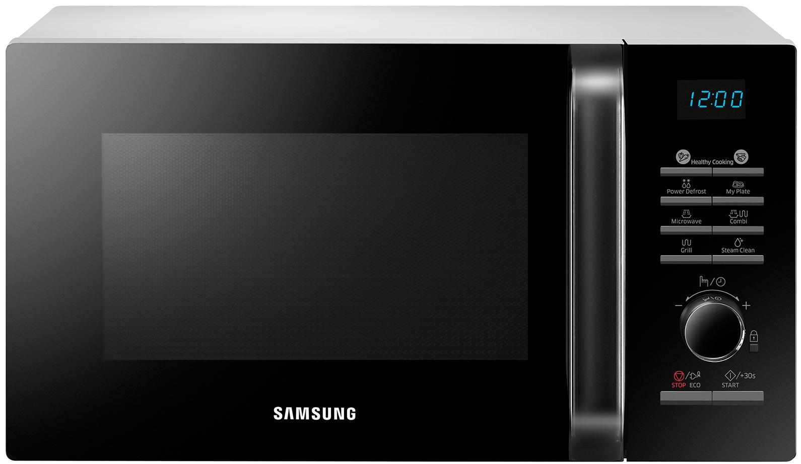 Samsung MG23H3115NW/BW СВЧ-печь микроволновые печи samsung