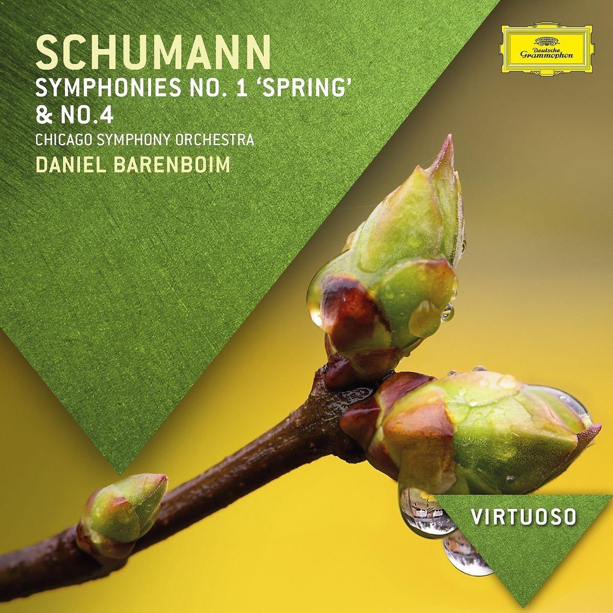 все цены на Дэниэл Баренбойм,Chicago Symphony Orchestra Daniel Barenboim. Schumann. Symphonies Nos. 1