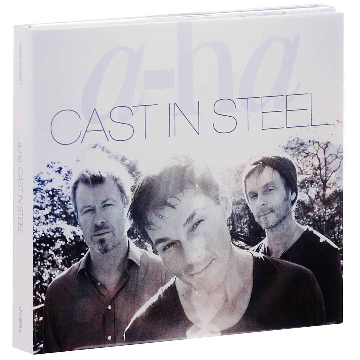 A-Ha A-Ha. Cast In Steel. Deluxe Edition (2 CD)