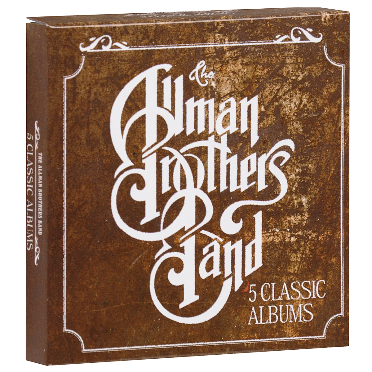 The Allman Brothers Band,The Band Band. 5 Classic Albums (5 CD)
