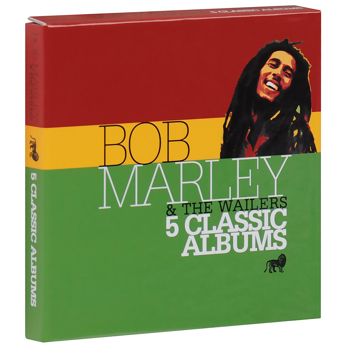 Боб Марли,