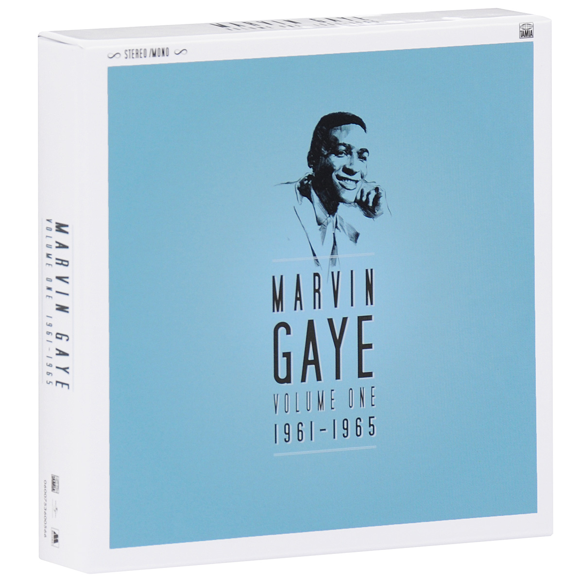 Марвин Гэй Marvin Gaye. Volume One. 1961 - 1965 (7 CD) цены