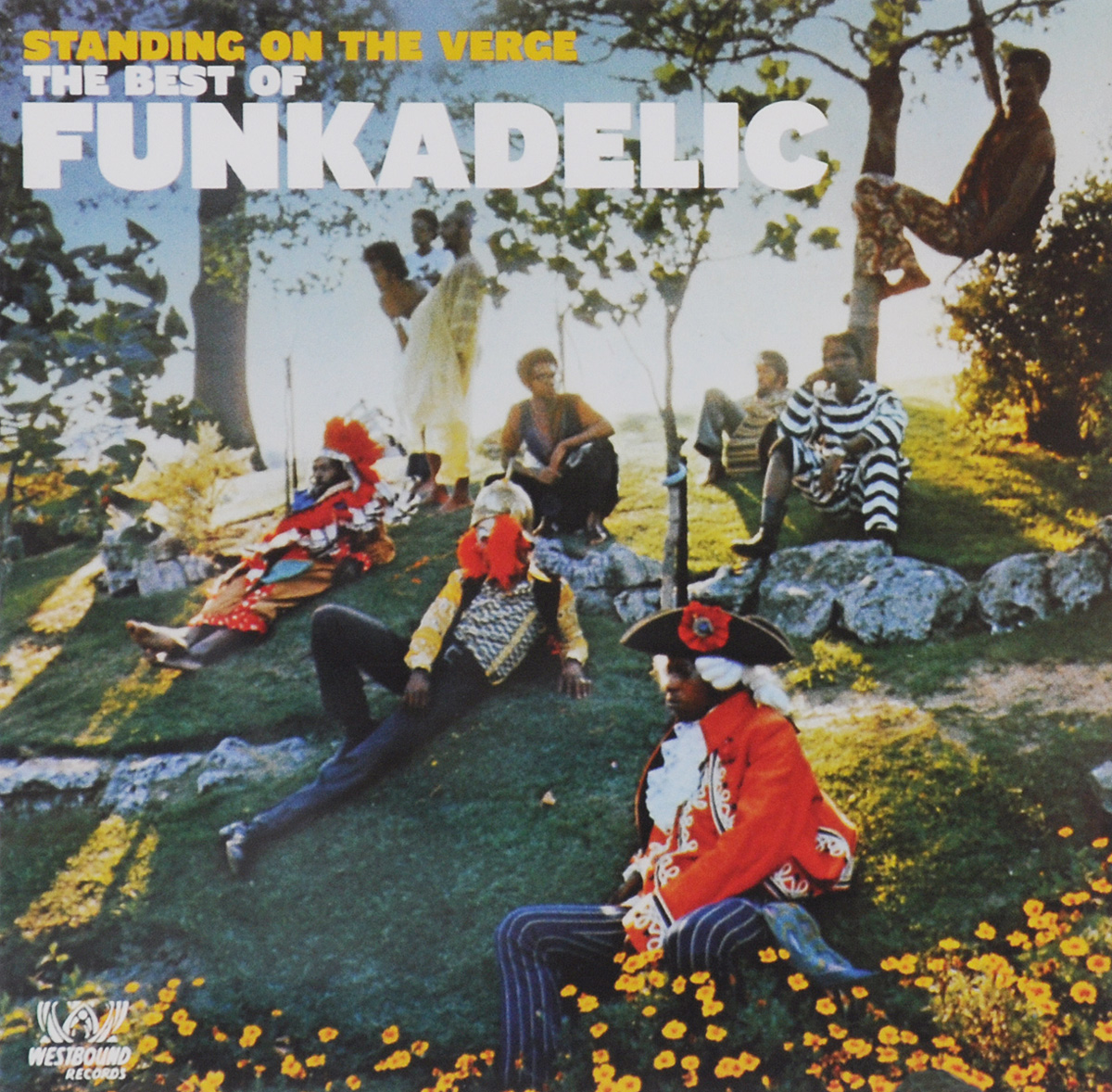 Фото - Funkadelic Funkadelic. Standing On The Verge. The Best Of Funkadelic funkadelic funkadelic one nation under a groove 2 cd