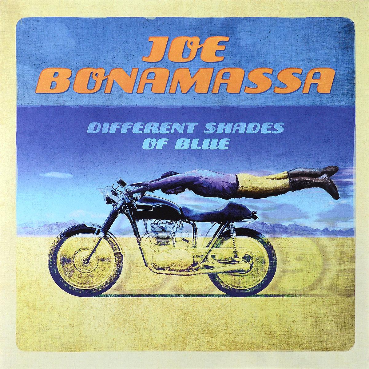 цена на Джо Бонамасса Joe Bonamassa. Different Shades Of Blue (LP)