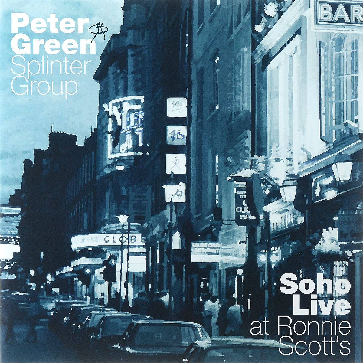 Фото - Peter Green Splinter Group Peter Green Splinter Group. Soho Live At Ronnie Scott's (2 LP) green side pockets wide leg plain middle waisted pants