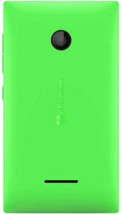 Nokia CC-3096 чехол для Lumia 435/532, Bright Green цены