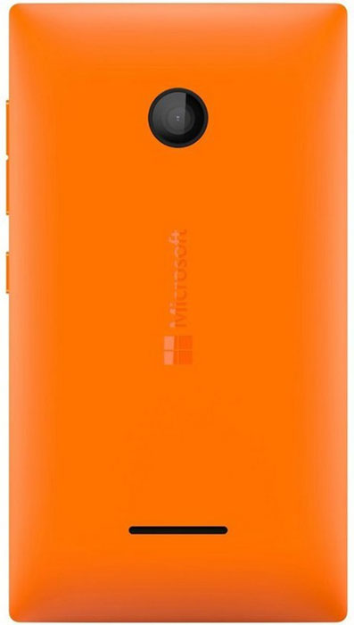 Nokia CC-3096 чехол для Lumia 435/532, Bright Orange цены