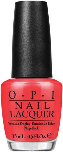 OPI Лак для ногтей Aloha from OPI, 15 мл opi лак для ногтей nail lacquer 15 мл 214 цветов kanpai opi tokyo