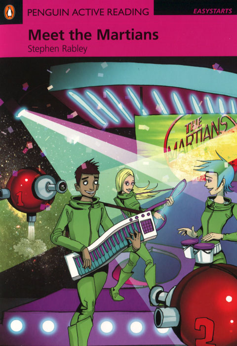 Meet the Martians: Easystarts (+ CD-ROM) meet the martians easystarts cd rom