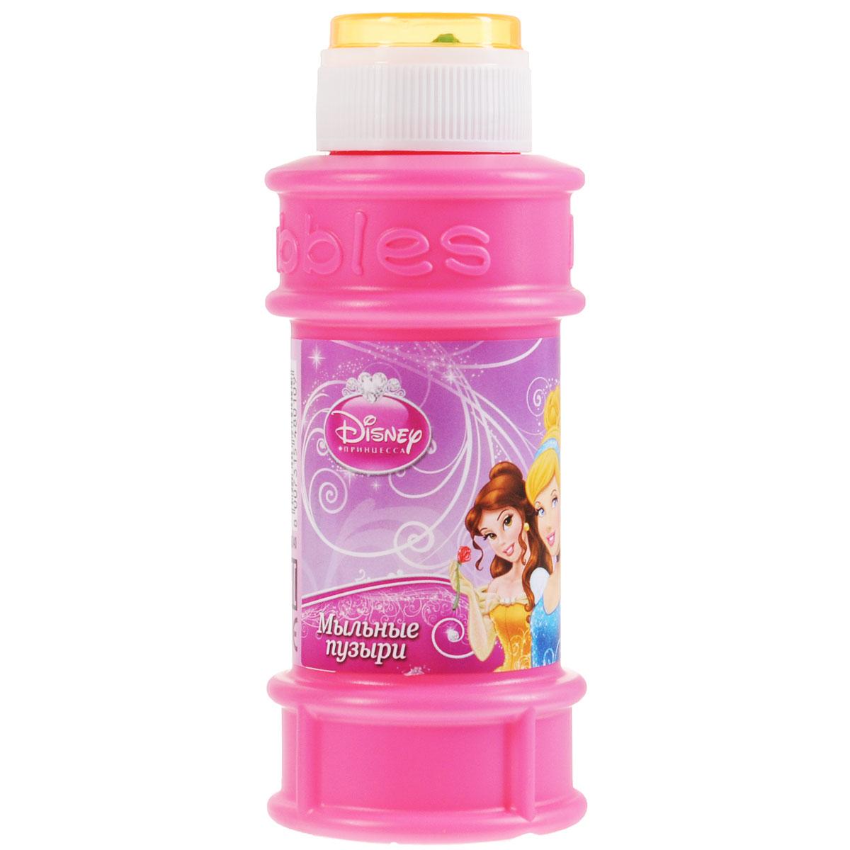 Веселая затея Мыльные пузыри Disney. Принцессы, 175 мл веселая затея мыльные пузыри гигант маша и медведь