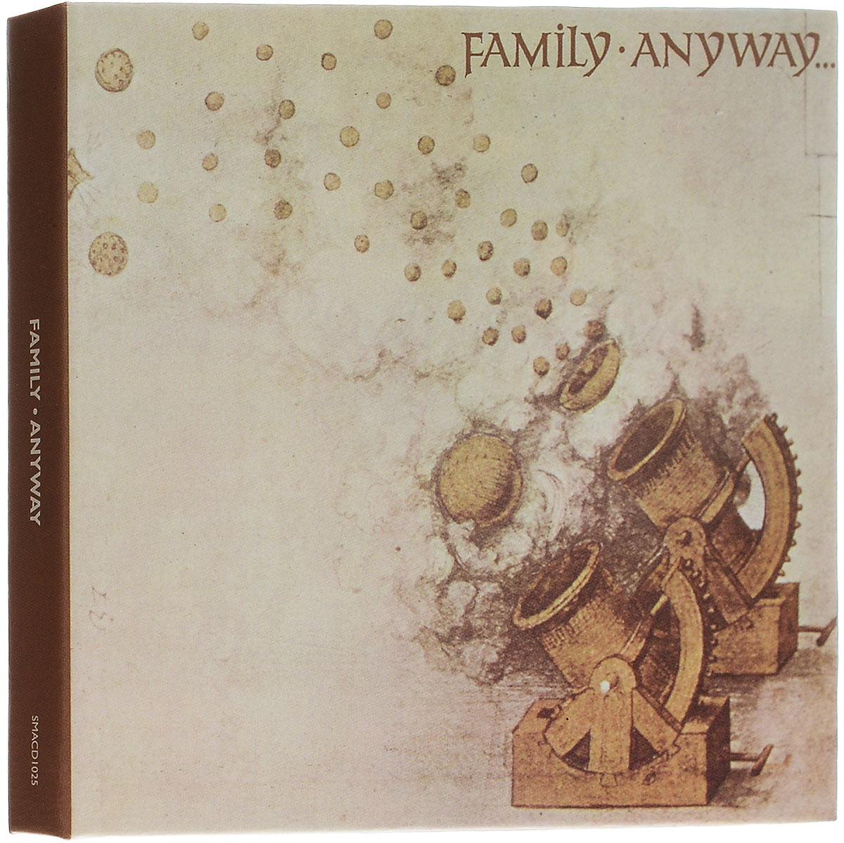 Family Family. Anyway... (2 CD) anyway