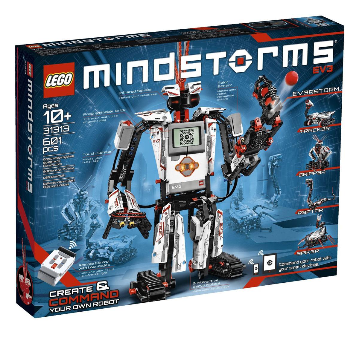 LEGO MINDSTORMS 31313 EV3 Конструктор эксмо книга идей lego mindstorms ev3 181 удивительный механизм и устройство