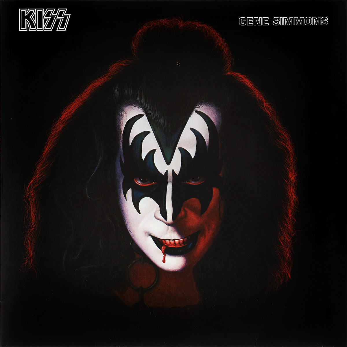 Kiss Kiss Gene Simmons LP