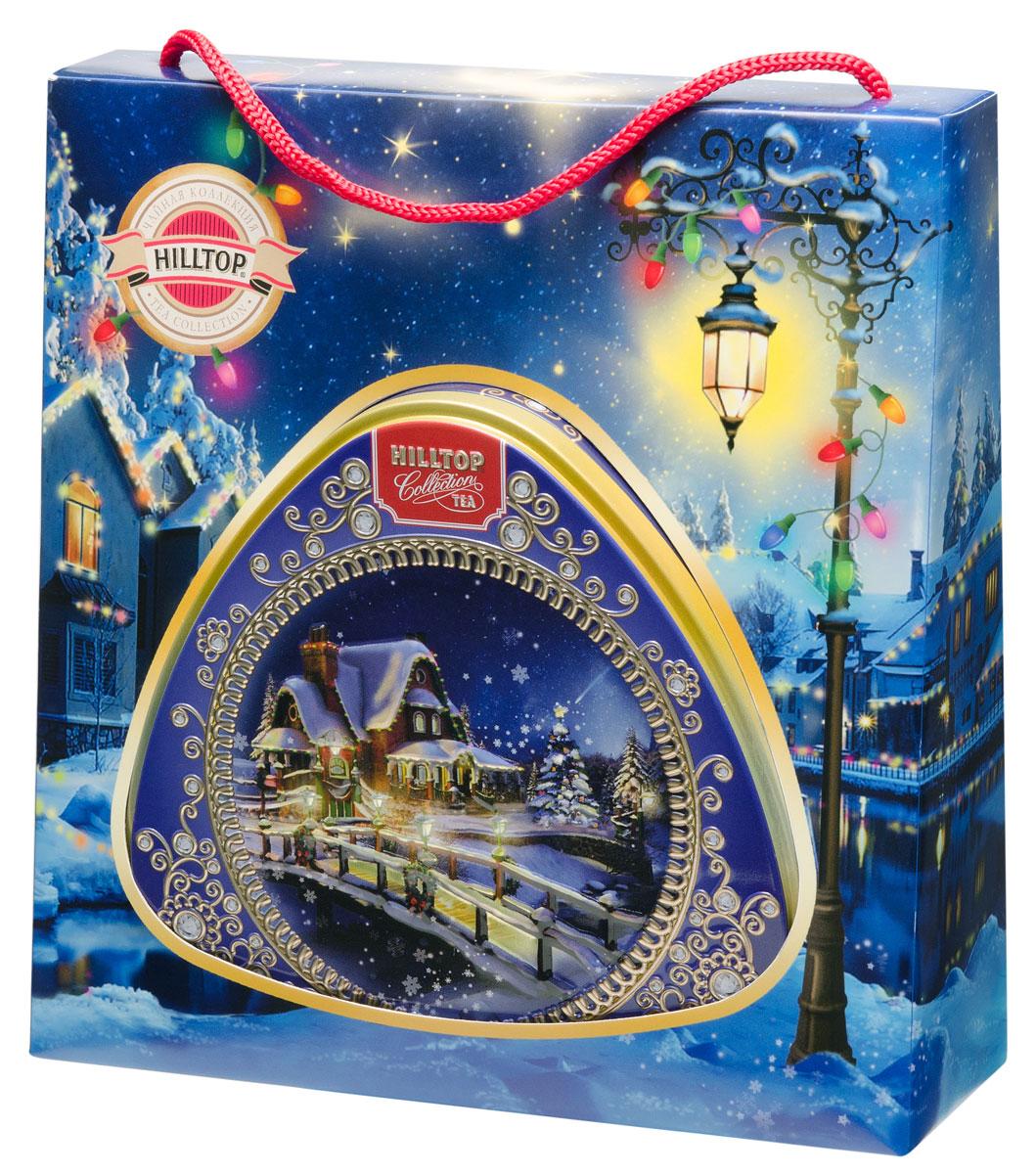 Hilltop Зимняя фантазия чайный набор hilltop новогодние подарки чайный набор