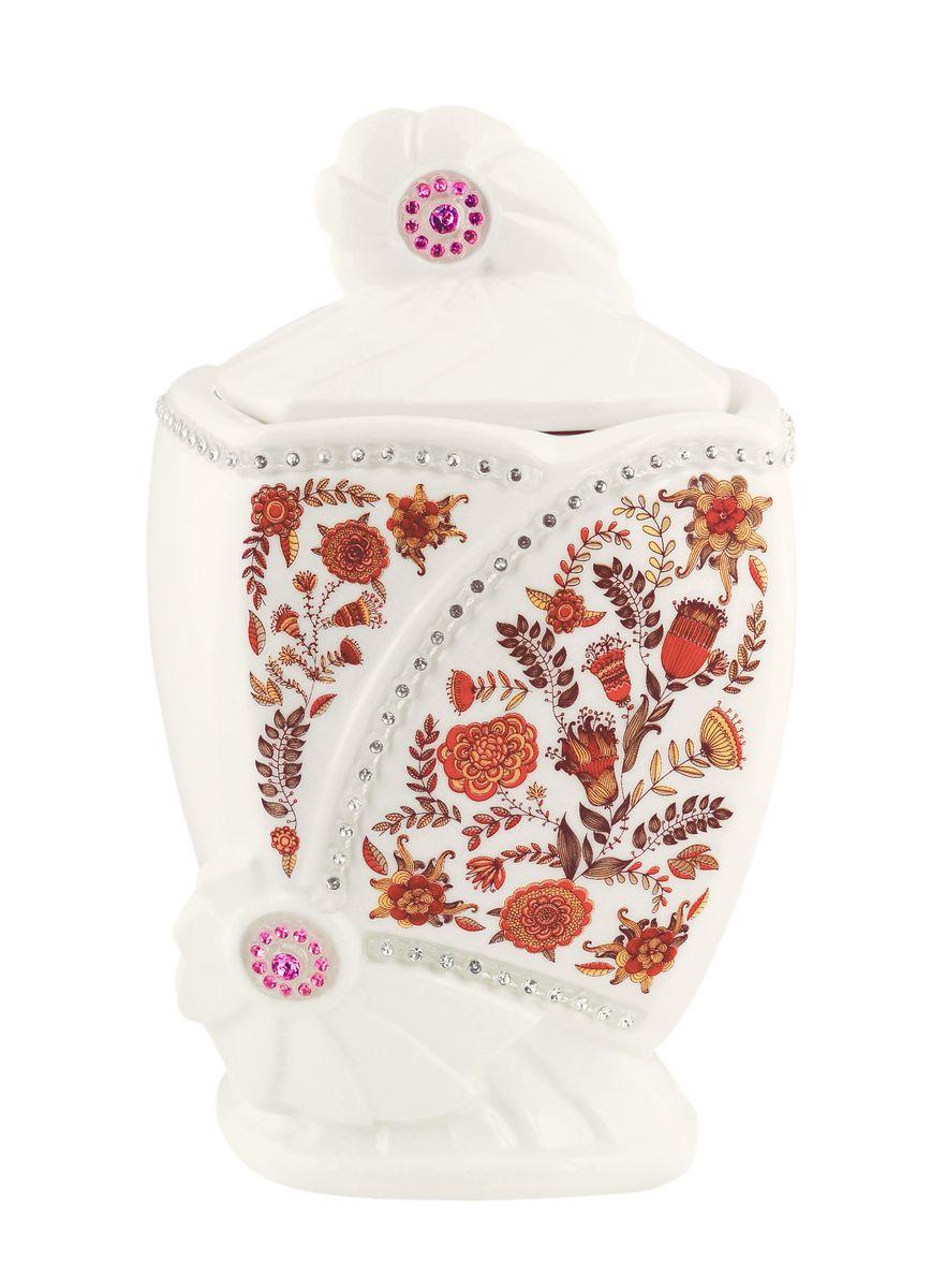 Hilltop Earl Grey черный листовой чай в чайнице Цветочный орнамент, 100 г hilltop чай с чабрецом черный листовой чай в чайнице цветочный орнамент 100 г
