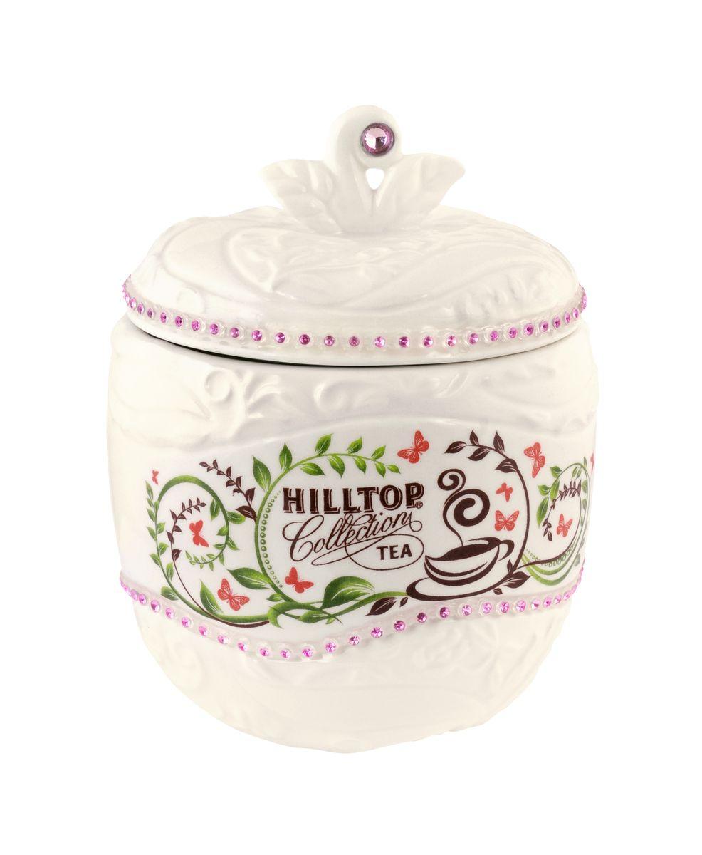 Hilltop Цейлонское утро черный листовой чай в чайнице