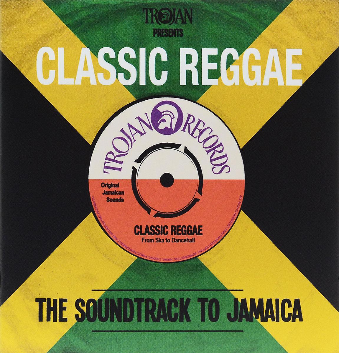 Classic Reggae (2 CD) бэрри биггс total reggae chart hits in reggae style 2 cd