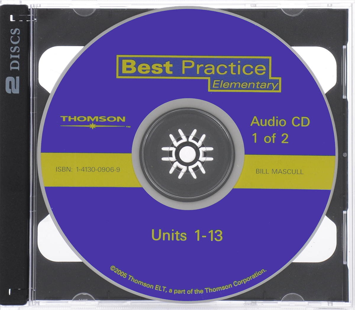 Best Practice: Elementary (аудиокурс на 2 CD) market leader elementary business english course book аудиокурс на cd