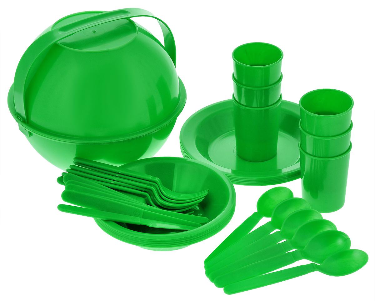 уроки туристический набор посуды из пластика фото название