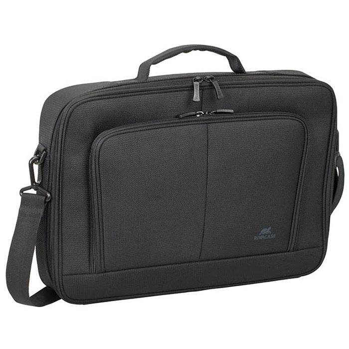 "RIVACASE 8431 сумка для ноутбука 15,6"", Black"