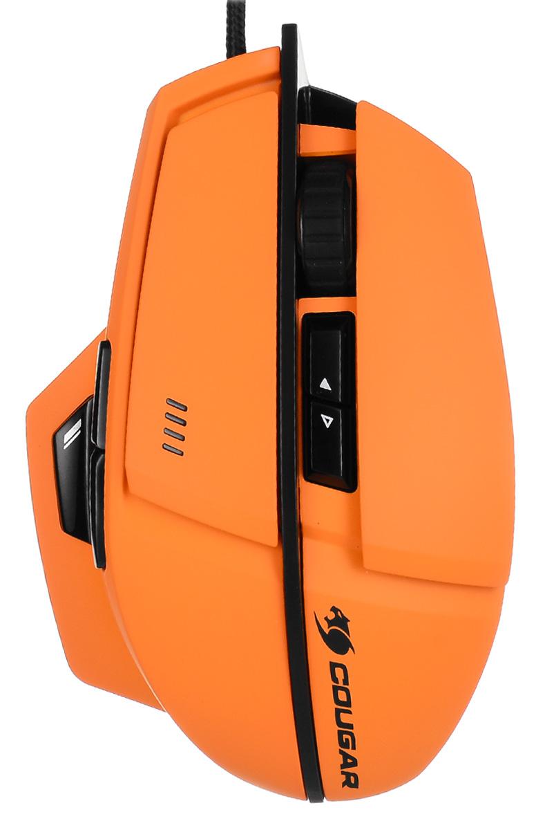 Игровая мышь Cougar 600M, Orange