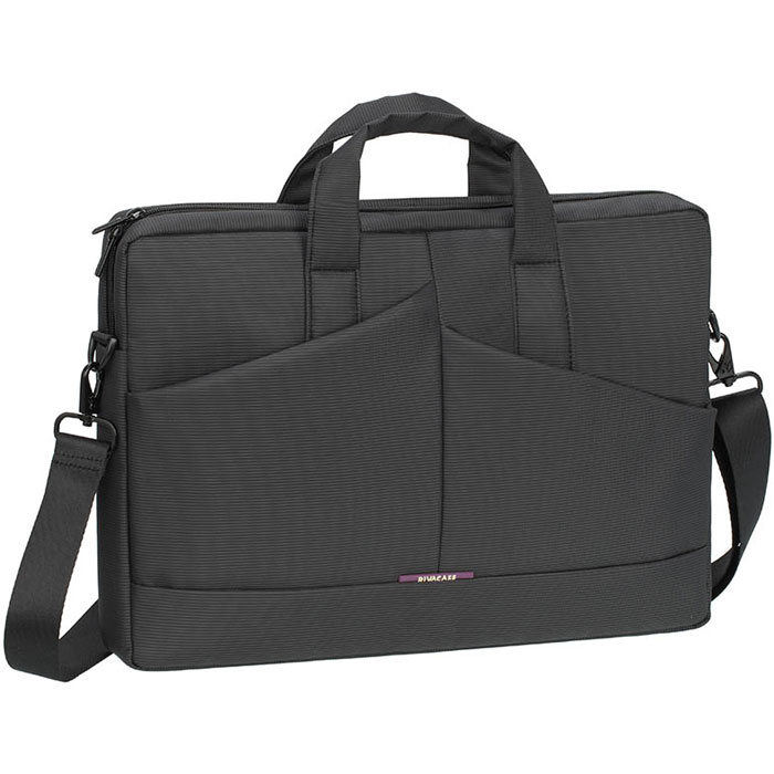 "RIVACASE 8731 сумка для ноутбука 15,6"", Grey"