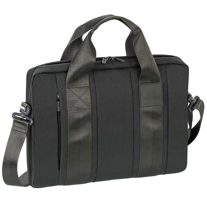 "RIVACASE 8820 сумка для ноутбука 13.3"", Grey"