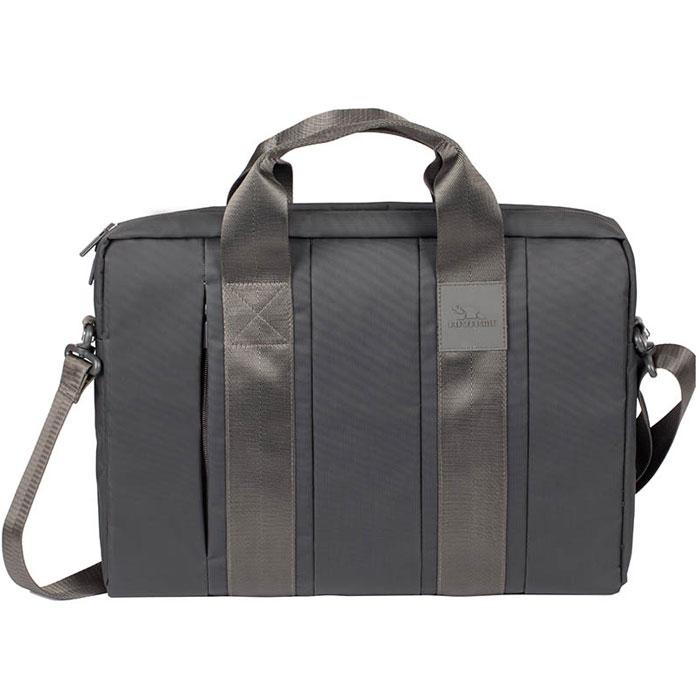 "RIVACASE 8830 сумка для ноутбука 15,6"", Grey"