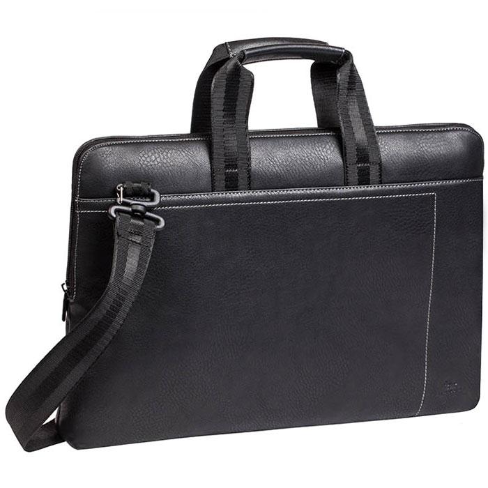 "RIVACASE 8930 сумка для ноутбука 15,6"", Black"