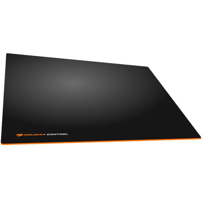 Игровой коврик для мыши Cougar Control S, Black Orange