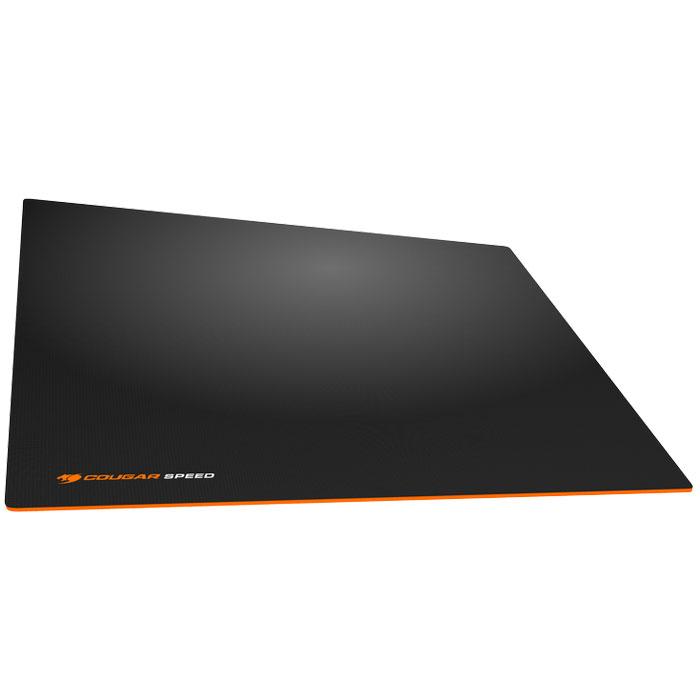 Игровой коврик для мыши Cougar Speed M, Black Orange