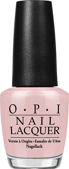OPI Лак для ногтей Nail Lacquer, тон № NLT65 Put it in Neutral, 15 мл opi лак для ногтей nail lacquer 15 мл 214 цветов chocolate moose classics