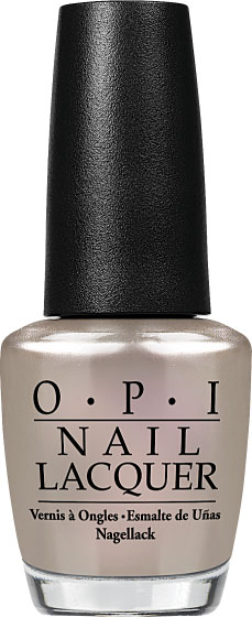 OPI Лак для ногтей Nail Lacquer, тон № NLT67This Silver's Mine!, 15 мл лак для ногтей orly blush collection 489 цвет 489 naked canvas variant hex name d3bfae