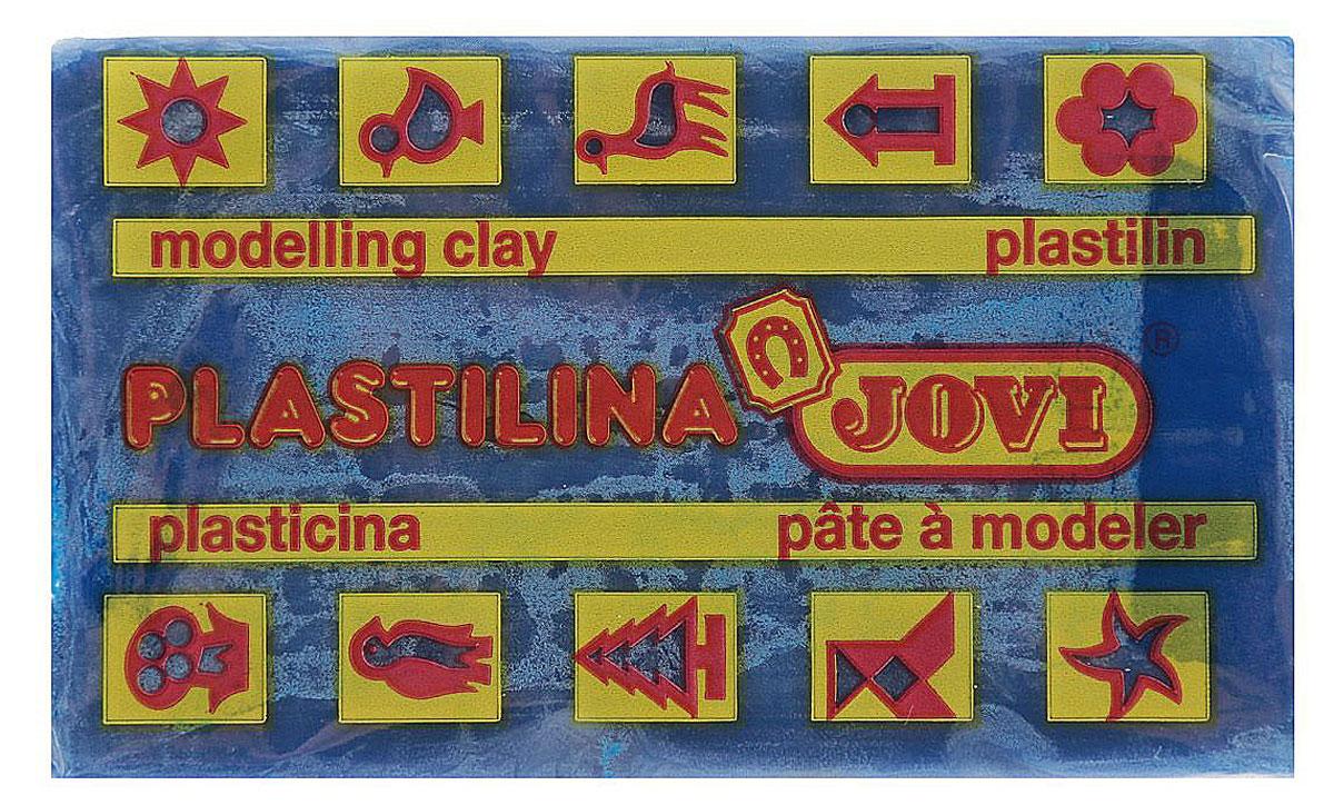Jovi Пластилин, цвет: синий, 50 г