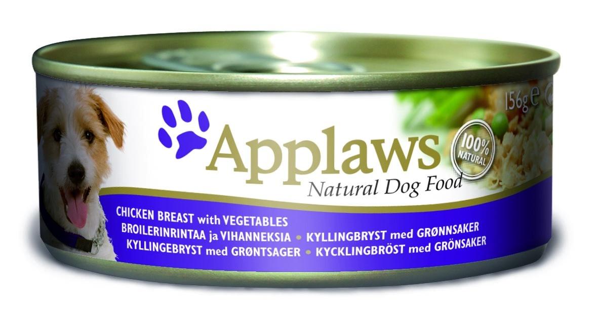 """Консервы для собак Applaws """"Dog Chicken, Veg & Rice"""" с курицей, овощами и рисом, 156 г"""