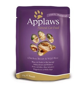 """Консервы для кошек """"Applaws"""", с курицей, 70 г"""