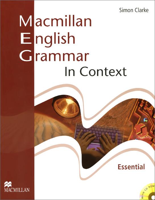 Фото - Macmillan English Grammar in Context: Essential Level (+ CD-ROM) macmillan english grammar in context essential level with key cd rom