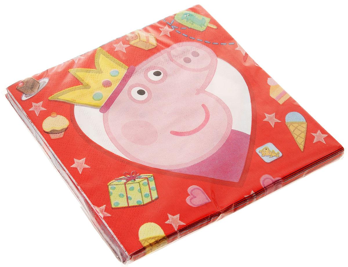 все цены на Peppa Pig Салфетки